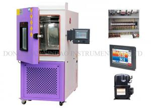 China Programmable Humidity Control Chamber , Thermal Cycling Chamber Electric Driven on sale