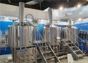 China 1000L Craft Beer Brewing Equipment on sale