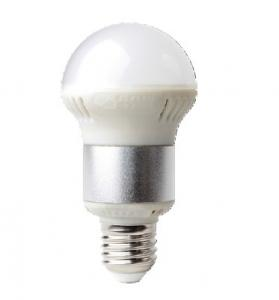China Frosted LED Globe Bulbs GY PS60 Series 4W 6W 8W For Commercial Shops on sale
