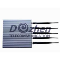 China 5 Antenna Cell Phone jammer(3G,GSM,CDMA,DCS,PHS) on sale