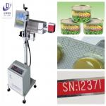 High Repeated Precision Laser Date Coding Machine Long Operating Life