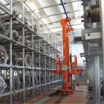 Automatic Logistic Warehouse Storage Retrieval Racking System