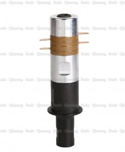 China 28Khz High Power Ultrasonic Transducer With Booster For Plastic Ultrasound Welder on sale