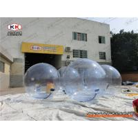 Lake Inflatable Water Ball  / Human Sphere Water Running Ball