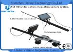 7 Inch Under Vehicle Inspection Camera Dvr System With Waterproof and Multiple Language