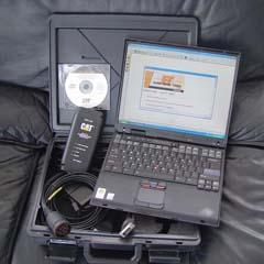 China Caterpillar CAT PC-based Diagnostic Tool on sale