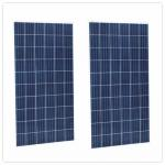 Full Power Poly PV Module 280W , Multi Crystalline Solar PanelBlue Frames
