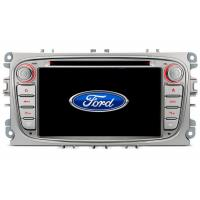 """7"""" FORD Focus MONDEO Android Car Multimedia  Double Din GPS Radio with Mirror-link FOD-7618GDA(Sliver)"""