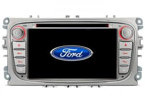 China 7 FORD Focus MONDEO Android Car Multimedia  Double Din GPS Radio with Mirror-link FOD-7618GDA(Sliver) on sale