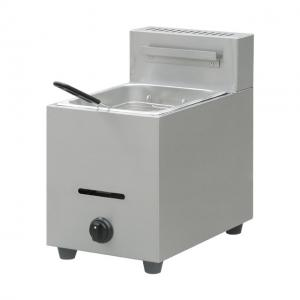 China Commercial Counter Top 6L Gas Deep Fryer, Chicken Fry Machine BN-71 on sale