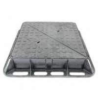 China Singapore OEM And ODM Light duty ductile iron manhole cover and frame on sale