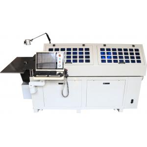 High Efficient Computerized Spring Bending Machine With Ten Axes