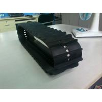 Py-Robot Rubber Track with Sprockets (135*18.5*42)