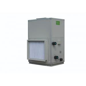 China Fresh Air Handling Unit With Electric Heater , Industrial Portable Air Conditioning Units on sale