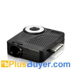 China Mini Multimedia Projector with Speaker and Tripod on sale
