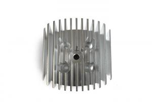 China Shark Racing Titanium Machined Parts Cylinder Alloy Head Impact Resistance on sale