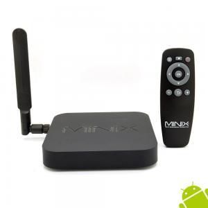 China MINIX NEO X8-H Android IPTV Smart Tv Box Amlogic S802 Quad Core Android4.4 XBMC Google Tv Box on sale