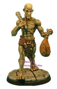China Polyresin/resin Miniature Game Model Figurine on sale