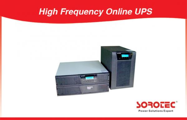 High Frequency Rack Mount Tapy UPS Backup Time Power 0 7