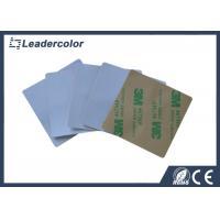 50*50Mm ISO18000-6c UHF RFID Tags , impinj H47 Monza 4QT UHF transponder sticker tags