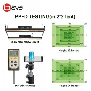 China Horticultural SAMSUNG LM301H Diodes Bava Quantum Board 400W LED Grow Light Kits on sale