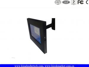 China Flexible 10.1'' Samsung wall mount tablet enclosure Stand for Self Displaying on sale