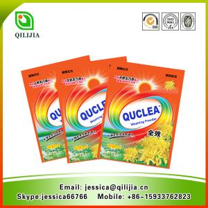 China Quclea Brand Cheap Laundry Washing Powder For Hand Washing on sale