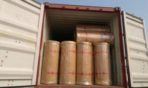 China Bopp Packing Tape Adhesive Jumbo Roll Opp Tape For Carton Sealing on sale