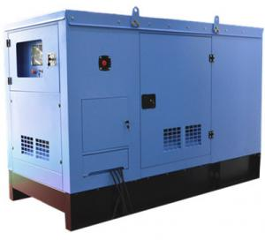 China 50kva 40kw 4bta3.9 Electrical Generator Generating Fujian Genset on sale