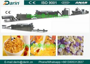 China Automatic Bulk Corn Flakes Production Machine Price  Good condition corn flake production line/corn flakes manufacturing on sale