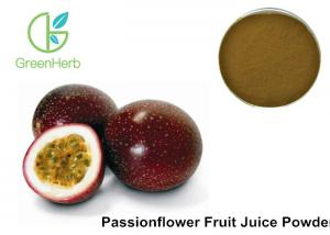 China Custom Passion Fruit Juice Powder Improve Juice Taste And Scent For Food on sale