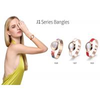 China Calorie Calculating Activity Call / Message Bluetooth Smart Bangles IOS on sale