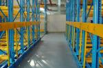 Automatic Movable Racking Systems Heavy Duty 800 X 800 MM With Guide Wheel