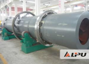 China 1.5x15 Hot Air Flow Sewage Sludge Dryer Machine for Industrial Sludge Treatment on sale