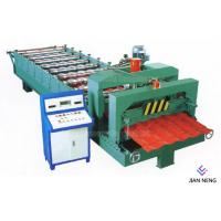 IBR Metal Metal Rollforming Systems , Customize Double Layer Roll Forming Machine