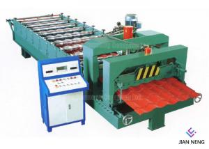 China IBR Metal Metal Rollforming Systems , Customize Double Layer Roll Forming Machine on sale