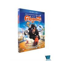2018 newest Ferdinand Blue ray kids cartoon Movies hot Ferdinand Blu-ray disney dvd movie for children drop shipping