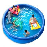 China Famliy Intex PVC Infalatble Water Sport Toys , 0.6 mm Thickness PVC Inflatable Pool wholesale