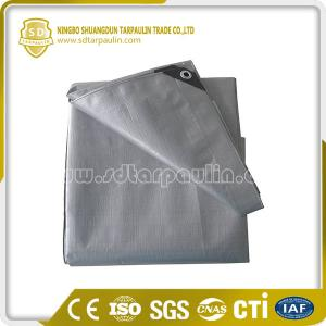 China PE Tarpaulin Hay Cover Poly Tarp PE Sheet on sale