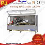 China Supplier Aluminum Windows Doors Notching Saw Machine LJK-500