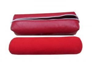 China 中枕が付いているPUの革旅行腕時計ロール場合のパッキング、軽量 on sale
