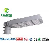 Commercial Led Parking Lot Light Fixtures , Wireless Smart Control Outdoor Parking Lot Lights