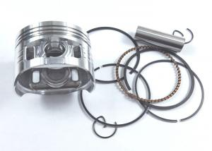 China High Structured Motorcycle Engine Pistons And Rings WAVE125 Wear Resistance on sale