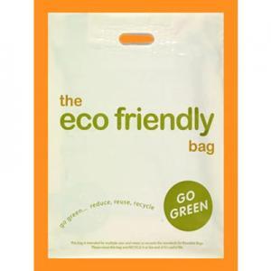 China plastic handle bags custom printed plastic bags wholesale on sale