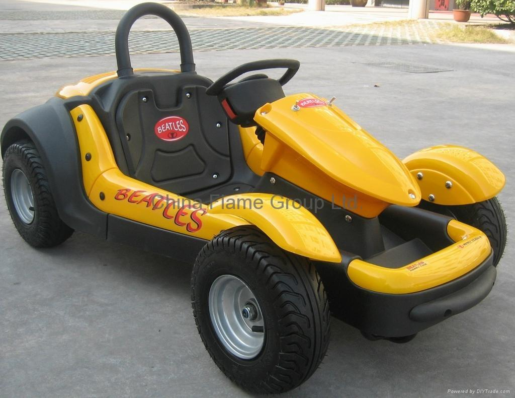 36v 500w Electric Go Kart Electric Buggy For Sale