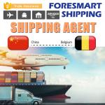 Fast Safe International Shipping From China To Belgium