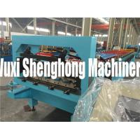 33 KSI Yield Stress Metal Sheet Cold Roll Forming Machine / Tile Roll Forming Machine