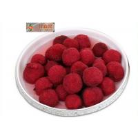 China High Temperature Sterilization Tropical Canned Fruit With Yang Mei Berry on sale