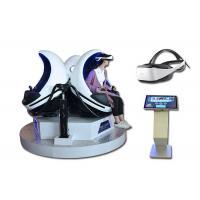 Virtual Reality 9D VR Simulator / 360 Degrees Rotating VR Game Machine