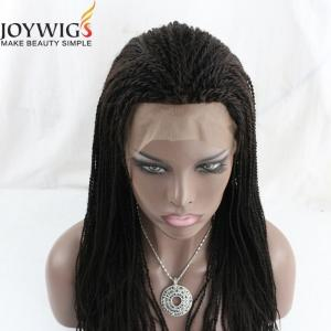 China short hair wig! Stock! glueless full lace wig! african american braided lace wig on sale